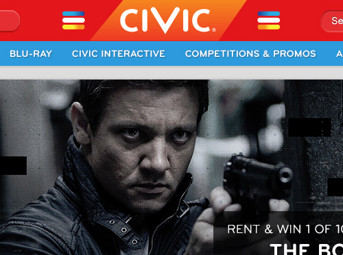 Screenshot ofCivic Video Web & Mobile