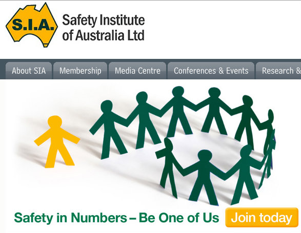 Safety Institute of Australia Ltd
